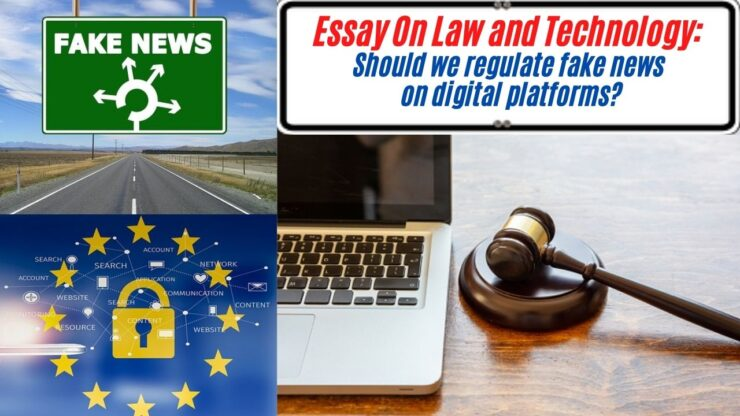 Essay On Law And Technology